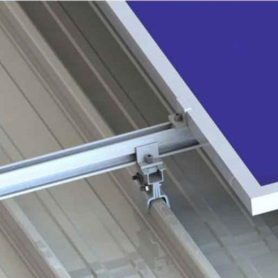 Standing Seam Solar Rooftop Mounting System