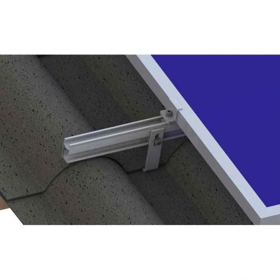 Tile Roof Solar Mounting