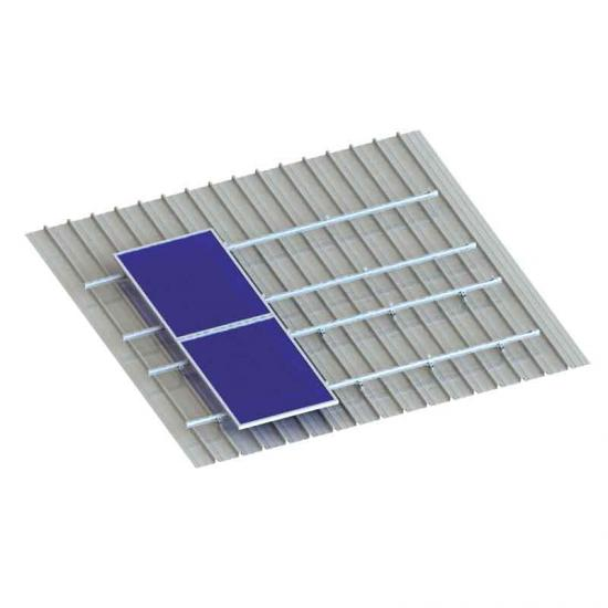 Metal Roof Solar Mounting System